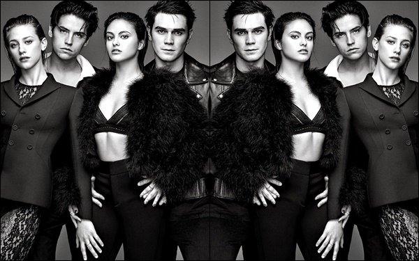* ●● Découvrez cette photo de notre quatuor préféré pour le magazine ELLE *