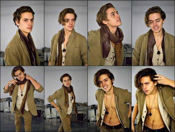 * ●● Retrouvez ces quelques photoshoots de Cole datant de 2014 *