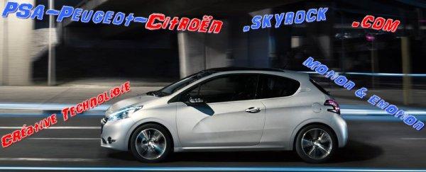 Bienvenue sur PSA-Peugeot-Citroen Welcome to PSA-Peugeot-Citroen