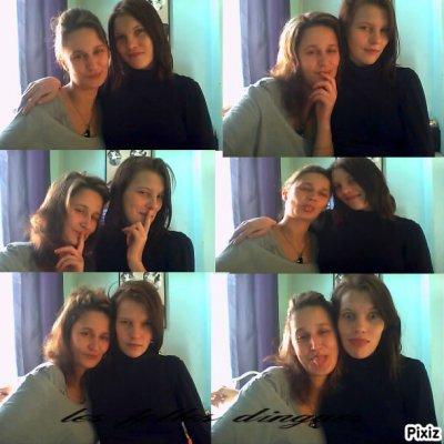 ma soeur sophie et moi