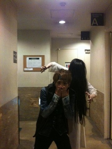 ✿ -- Blog ~ Mao's room: Sadako-nyan -- 19 mars 2012