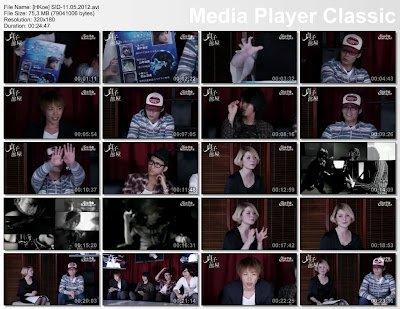 Ƹ̵̡Ӝ̵̨̄Ʒ ~ Télécharger l'apparition de SID sur Nico Nico pour Sadako 3D + L'interprétation de Nokoriga sur Music Japan