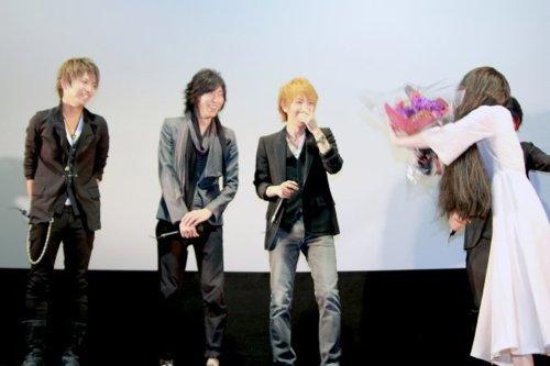 Ƹ̵̡Ӝ̵̨̄Ʒ  ~ SID à la projection de Sadako 3D!
