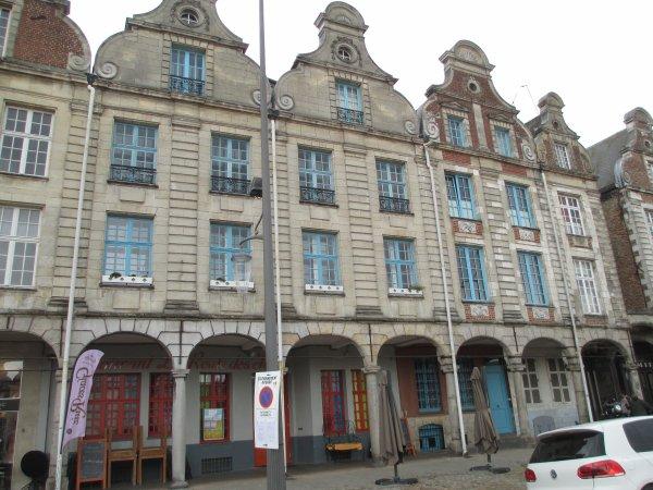 le mercato estival continue avec une visite chez Patrice à Arras