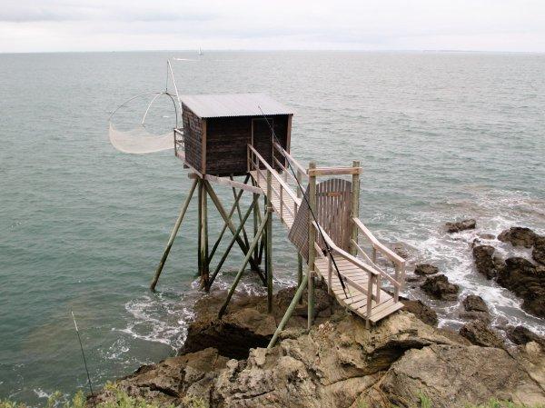 quelques jours de vacances en Bretagne avant la reprise Lundi