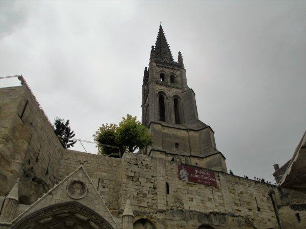 La suite des photos de vacances à St Emilion