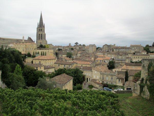 St Emilion (suite et fin)