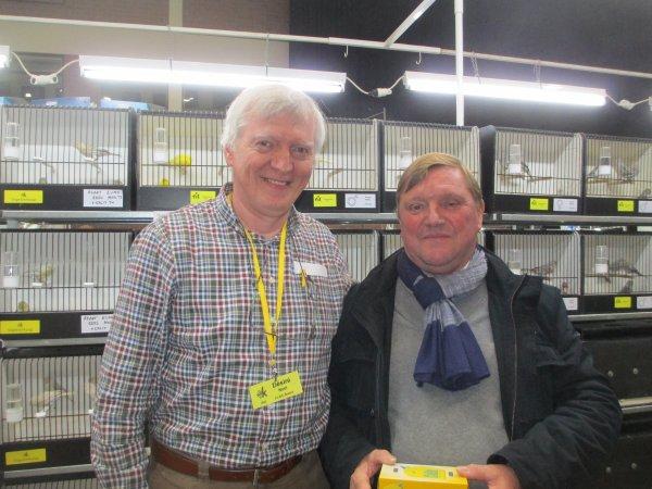 Louvain rencontre avec Gerry Mertens et Désiré Noel