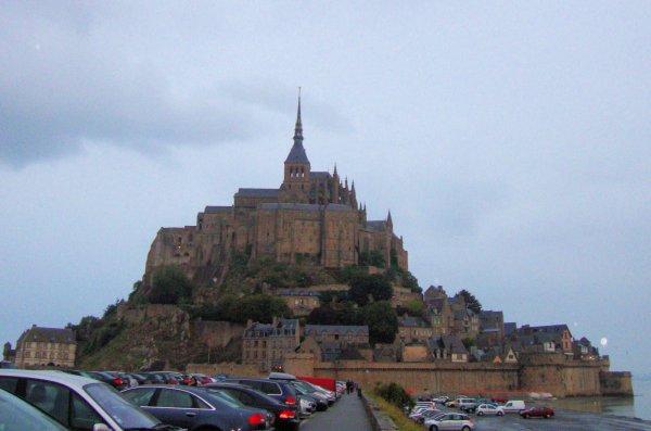 Le Mont St Michel de nuit ! j'adore