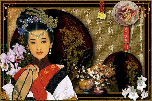 aujourd'hui c est le nouvel an chinois !