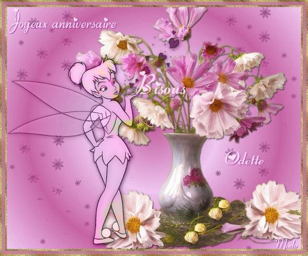 merci les ami (es) pour tous vos cadeaux et voeux d anniversaire