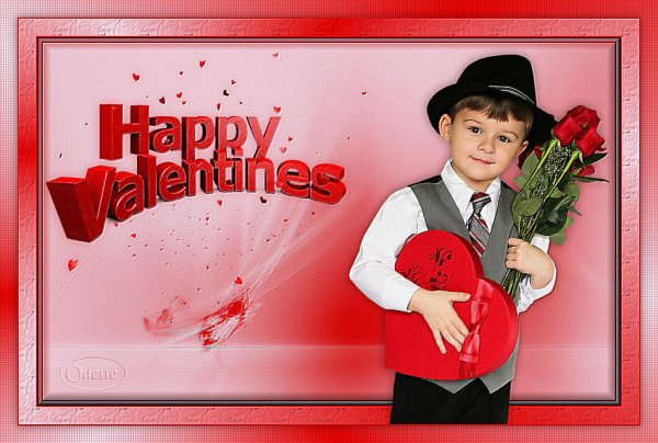 créations perso pour la St Valentin