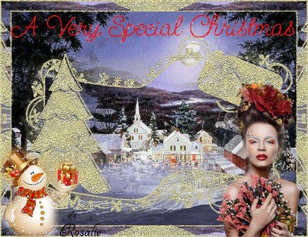 vos magnifiques versions de mon nouveau tuto : Noël...suite1