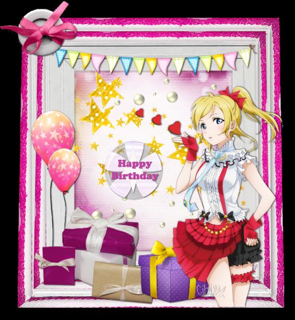 Merci les amies pour tous vos cadeaux d anniversaire ça me fait super plaisir