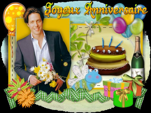 Merci à toutes qui m avez souhaité mon anniversaire