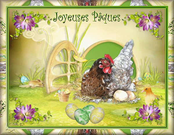 module de Pâques sur l'école : A vos pinceaux suite ...
