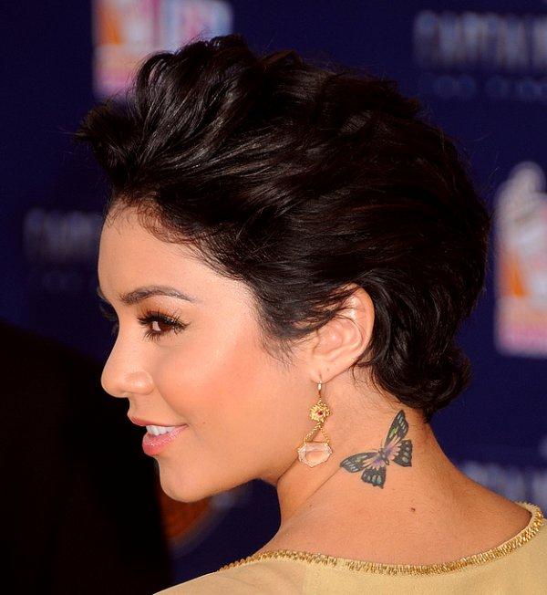 Vanessa Hudgens,nouvelle coupe de cheveux !