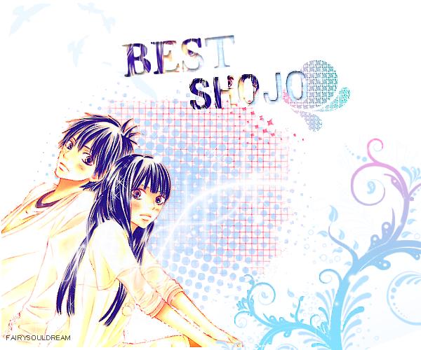 BEST SHOJOS