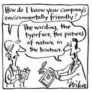 Qu'est ce que le Greenwashing
