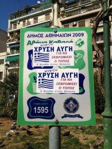 Dans ce quartier d'Athènes, les néonazis prospèrent grâce à la crise