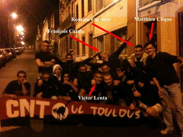 La face identitaire de Toulouse