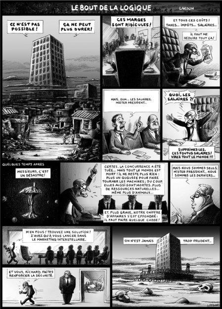 comprendre le nouveau capitalisme