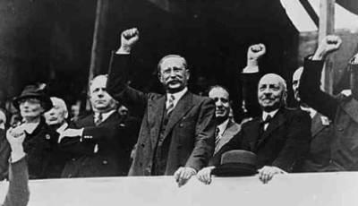 La vie est à nous : 1936, le Front populaire?