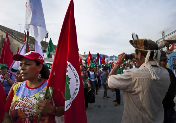 Colombie : peuples indigènes en résistance