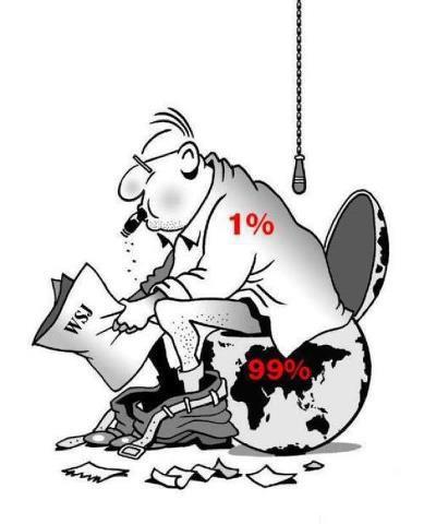Les révolutions du gaz de schiste
