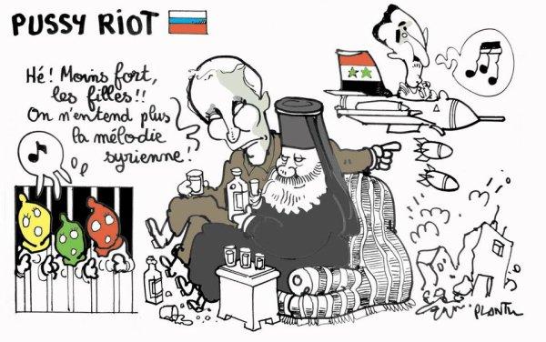 La Russie ,Selon Poutine