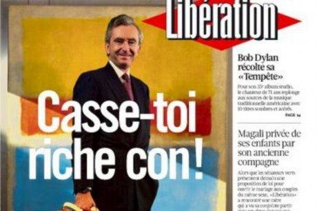 Casse-toi, pov' Libération