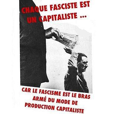 Fascisme : bras armée du système
