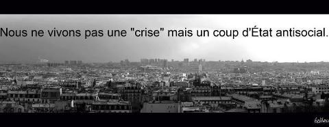 La guerre ne subit pas la crise