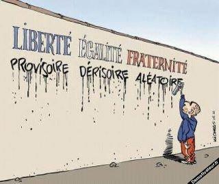 « La sécurité est la première des libertés. »