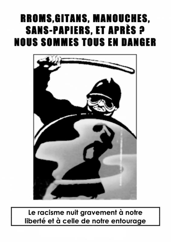 La Domination policière - Mathieu Rigouste