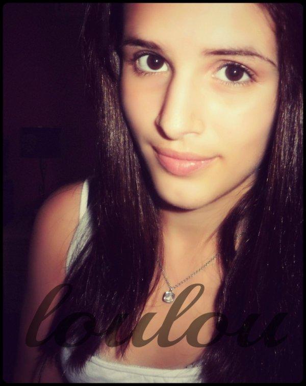 mon doudou je t adore plus que tout :) <3