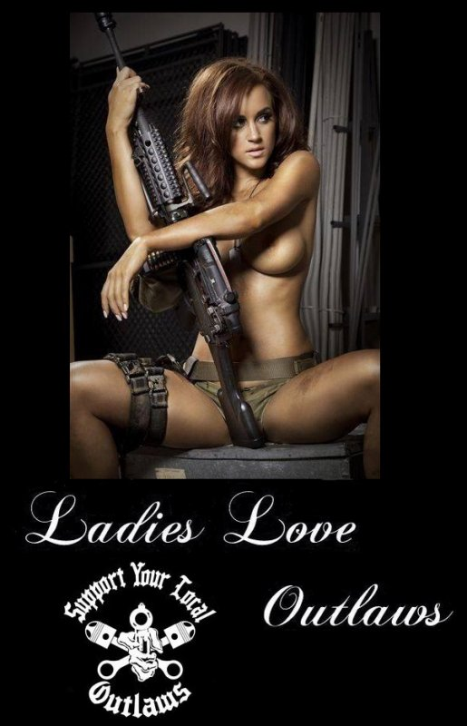 ladies outlaws