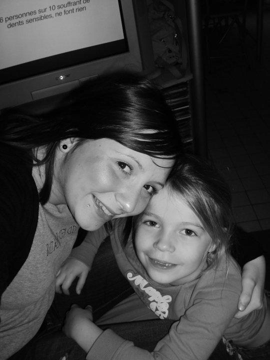 Ma filleule, la plus belle  $)