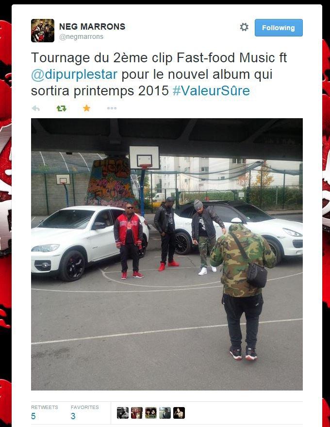 Fast-food Music....