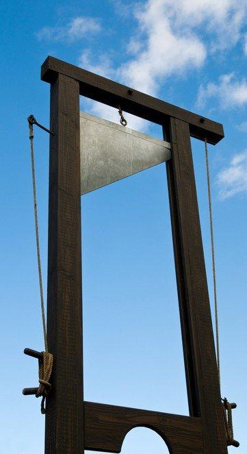 La peine capitale