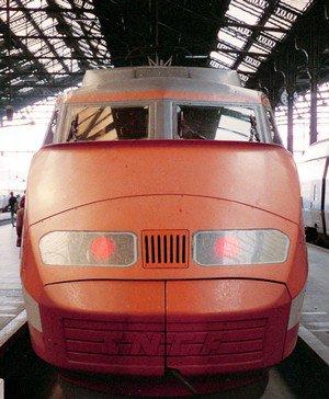 TGV SE : des rames increvables.
