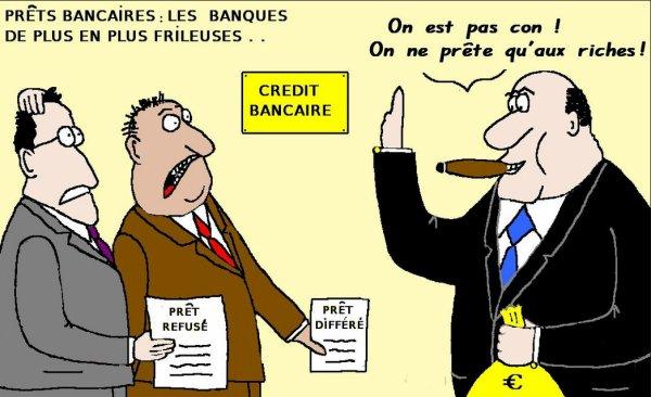 Les abus des frais Bancaires