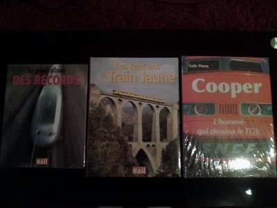 Les trains !
