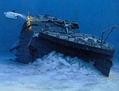Titanic : 100 ans