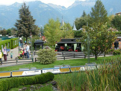 Swiss Vapeur Parc  (Suisse)