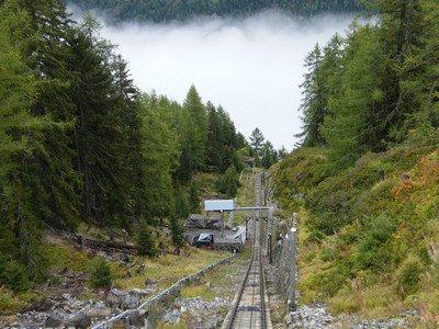 Les attractions du Châtelard VS !  (Suisse)