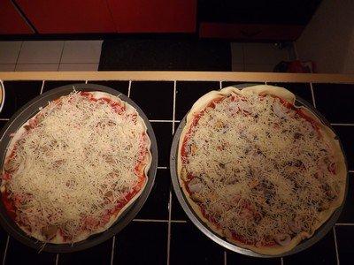 Pizzas :)