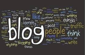 Pourquoi faites-vous un Blog ?