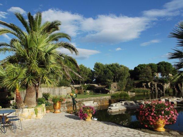Jardin St Adrien