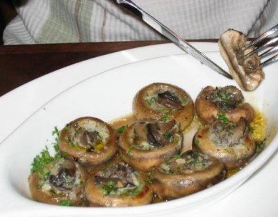 Champignon & Escargot